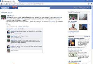 testimoni dari facebook